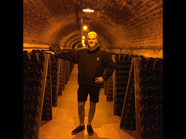 roman in cellar in germany