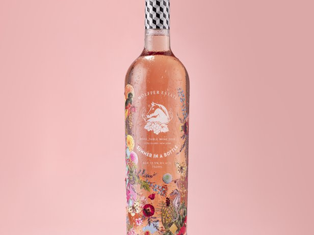 new summer in a bottle design