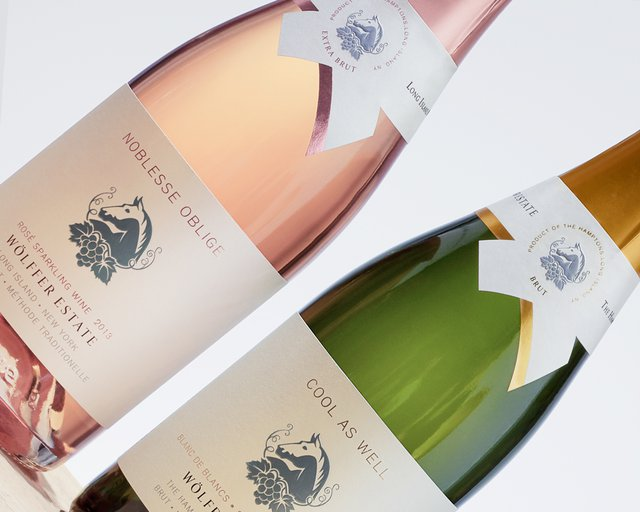 wolffer estate sparkling wines