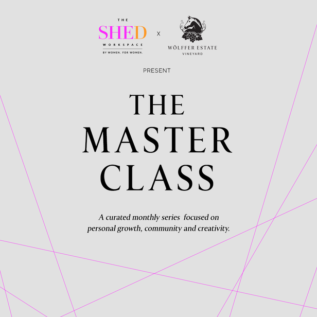 the master class logo