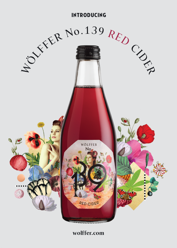 new no 139 red cider