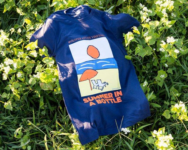 Wolffer Estate SIB T-shirt