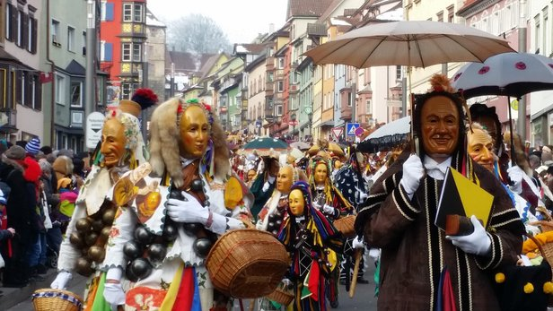 rottweil germany carnival